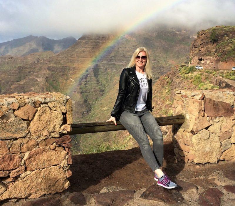 Gran Canaria Regenbogen