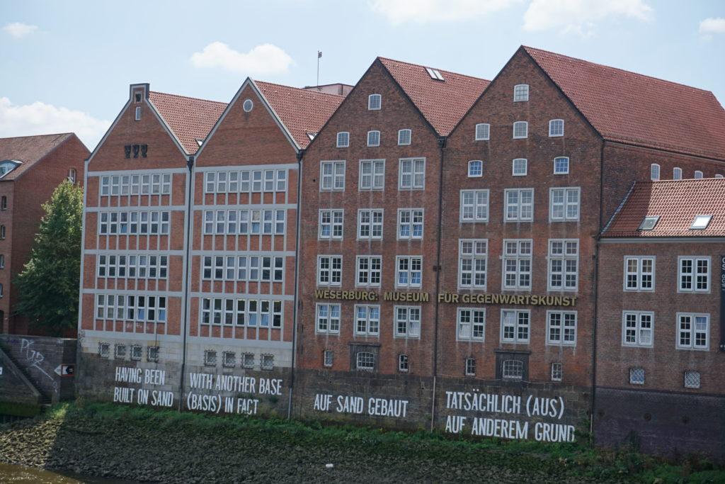 Werderinsel Bremen