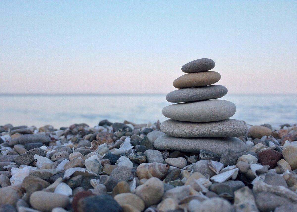 Balance Herz und Verstand