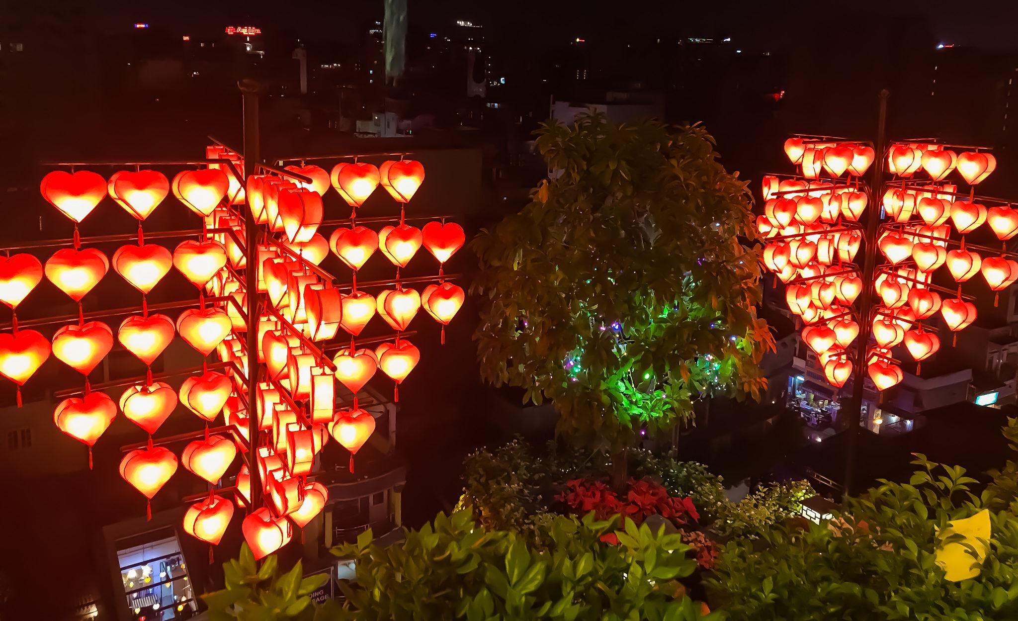 Roof Top Bar Vietnam