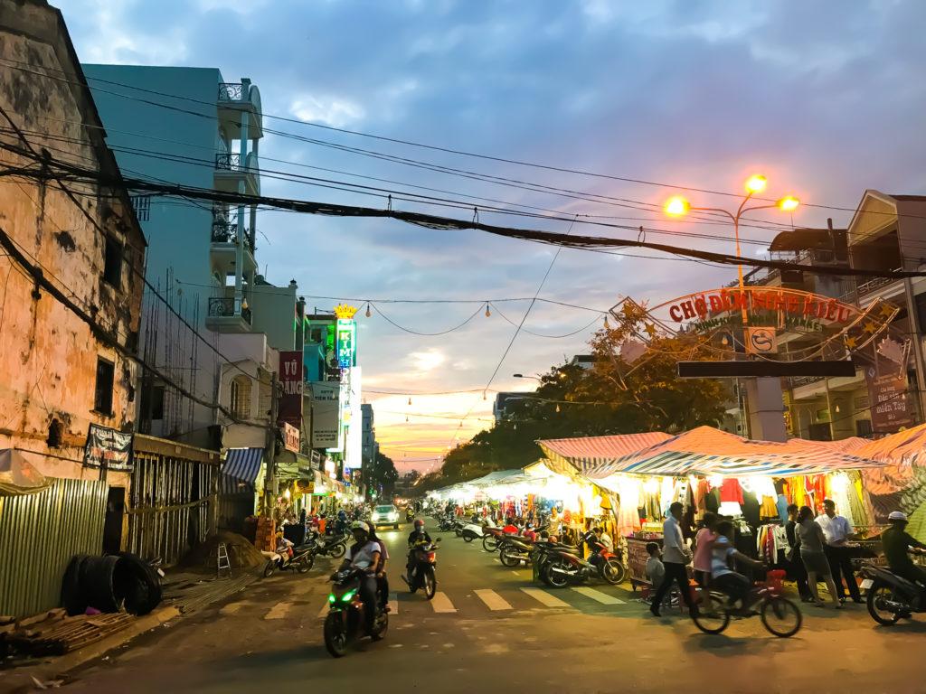 Verkehr Vietnam