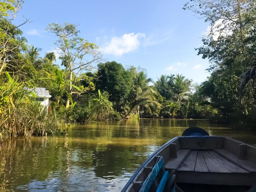 Dschungel Mekong