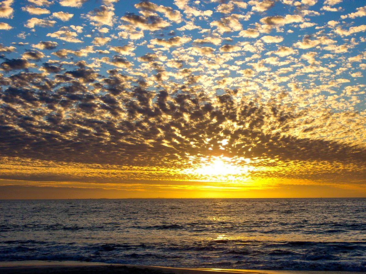 Sonnenuntergang Perth