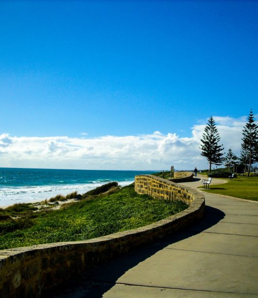 Promenade Cottesloe Beach