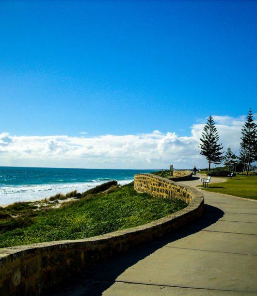 Promenade Cottesloe Beach
