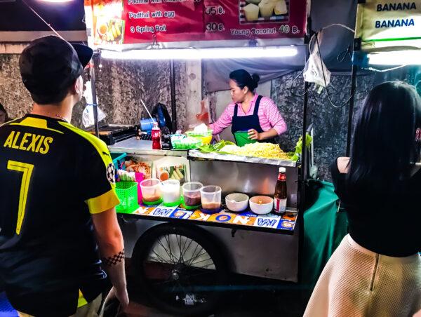 Garküche Bangkok