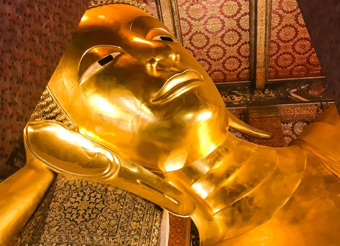 Wat Pho Buddha Statue