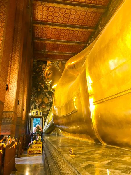 Liegende Buddha Bangkok
